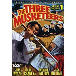 Three Musketeers 1 and 2