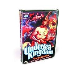 Undersea Kingdom, Vol. 1 and 2