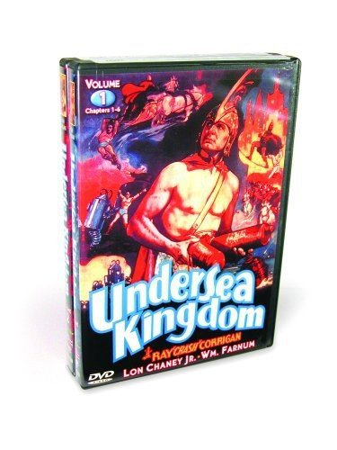 Undersea Kingdom, Vol. 1 and 2