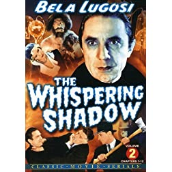 The Whispering Shadow, Vol. 1 and 2