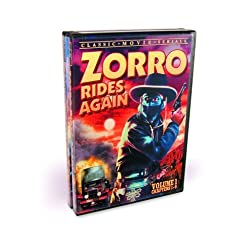 Zorro Rides Again, Vol. 1 and 2