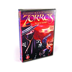 Zorro's Black Whip, Vol. 1 and 2