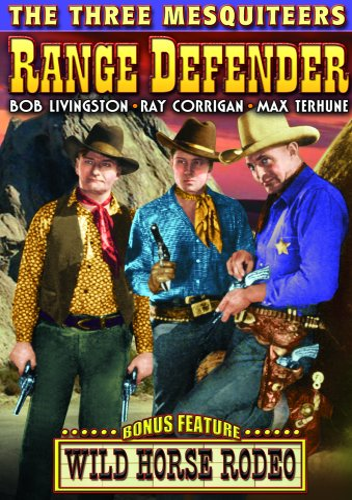 Range Defenders/Wild Horse Rodeo