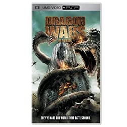 Dragon Wars - D-War (UMD Mini for PSP)