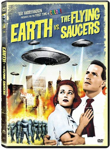 Earth Vs the Flying Saucers (Widescreen)