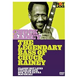 Chuck Rainey: The Legendary Bass of Chuck Rainey