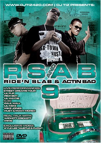 RS and AB, Vol. 9: Ridin' Slab and Actin Bad