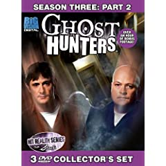 Ghost Hunters: Season 3-Part 2