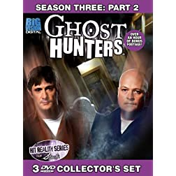 Ghost Hunters: Season 3-Part 2