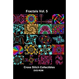 Fractals Counted Cross Stitch Vol. 5