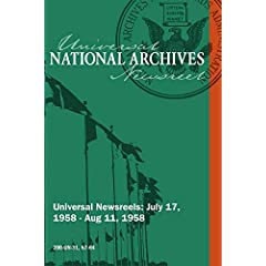 Universal Newsreel Vol. 31 Release 57-64 (1958)
