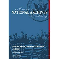 United News, Release 194-199 (1946) FRANCE CLOSES BORDER, CLEARING MINE FIELDS