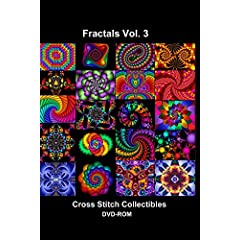 Fractals Counted Cross Stitch Vol. 3