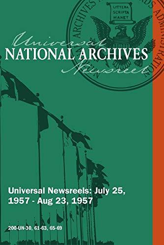 Universal Newsreel Vol. 30 Release 61-63, 65-69 (1957)