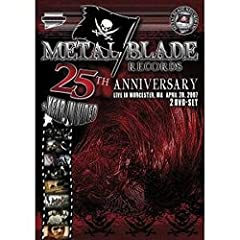 Metal Blade: 25th Year in Video