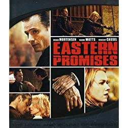 Eastern Promises (Combo HD DVD and Standard DVD) [HD DVD]
