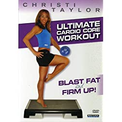 Christi Taylor: Ultimate Cardio Core Workout