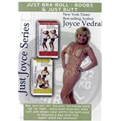 Joyce Vedral: Just Bra-Roll - Boobs and Just Butt Workout