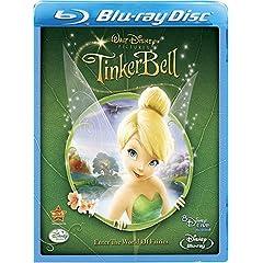 Tinker Bell (BD Live) [Blu-ray]