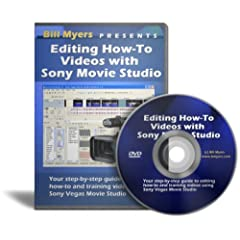 Editing How-to Videos with Sony Vegas Movie Studio