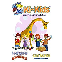 Ki-Kids: Firemen (Bomberos) / Postmen (Carteros)