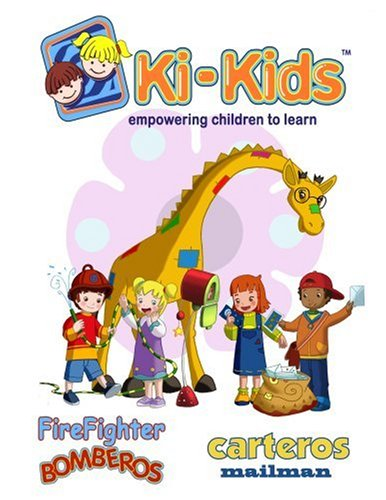 Ki-Kids: Firemen (Bomberos) / Postmen (Carteros)