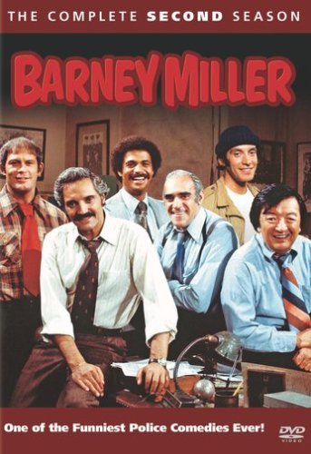 Barney Miller: The Complete Second Season