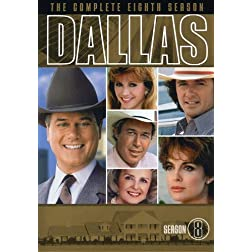 Dallas - The Complete Eighth Season