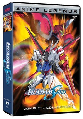 Mobile Suit Gundam SEED Anime Legends Collection 1