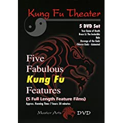 Kung Fu Theater: Five Fabulous Features