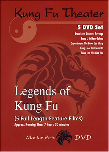 Kung Fu Theater: Legends of Kung Fu Fighting