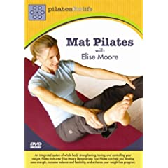 Elise Moore: Pilates for Life: Mat Pilates