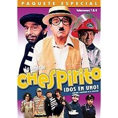 Lo Mejor de Chespirito, Vol. 7 y 8