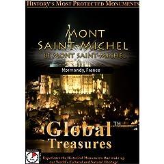 Global Treasures  MONT SAINT MICHEL Le Mont Saint Michel Bretagne, France