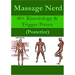 40+ Kinesiology & Trigger Points Posterior