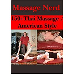 150+ Thai Massage/American Style
