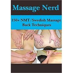 150+ NMT/Swedish Massage Back Techniques