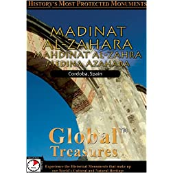 Global Treasures  MADINAT AL-ZAHRA Cordoba Andalucia, Spain