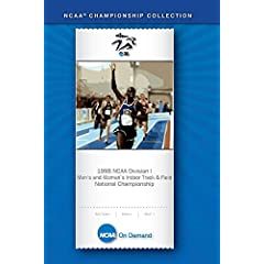 1998 NCAA Division I Men's and Women's Indoor Track & Field National Championship