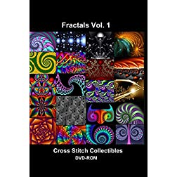 Fractals Counted Cross Stitch Vol. 1