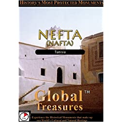 Global Treasures  NEFTA Nafta Tunisia