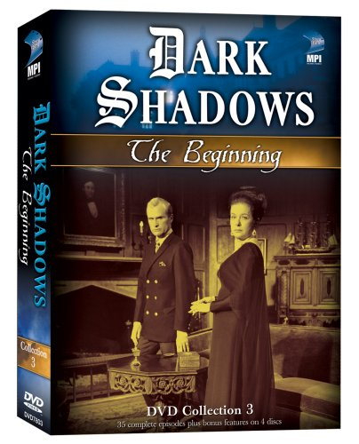 Dark Shadows: The Beginning No. 3 Episodes 71-105