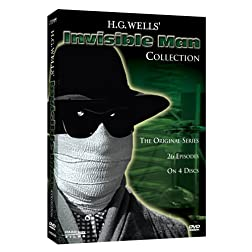 Invisible Man: The Complete Series (4pc)