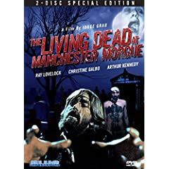 The Living Dead at Manchester Morgue (2-Disc Special Edition)