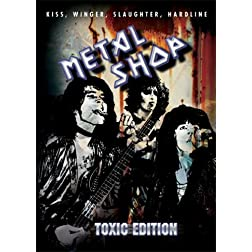 Metal Shop, Vol. 5: Toxic Edition
