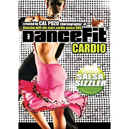 Dancefit Cardio - Salsa Sizzler
