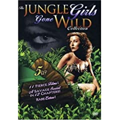 Jungle Girls Gone Wild Collection