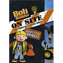Bob the Builder: On-Site - Roads and Bridges