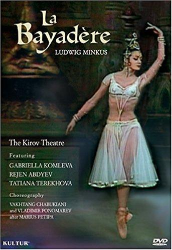 Minkus - La Bayadere / Kirov Theatre