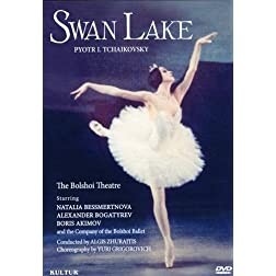The Ultimate Swan Lake / Bolshoi Ballet, Bolshoi Theatre